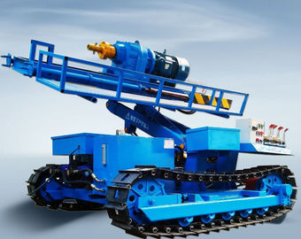 Water Well Drilling Rig of  Drilling Depth 300 meters Track Mounted with 150mm-400mm Drilling Diameter