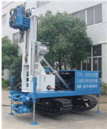 ISO Certificated 25Tons Water Well Drilling Rig of  Drilling Depth 300 meters  with 150mm-400mm Drilling Diameter