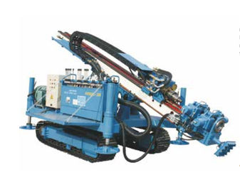 150-250mm Hole Diameter Hydraulic Anchor Drilling Rig Maximum Drilling Depth 200 meters