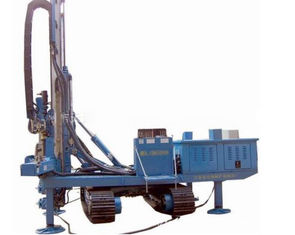 Mulit-function Core Drill Rig 73 /89/102/114 MM Rod Dia Hydraulic Anchor Drilling Rig Maximum Drilling Depth 200 meters