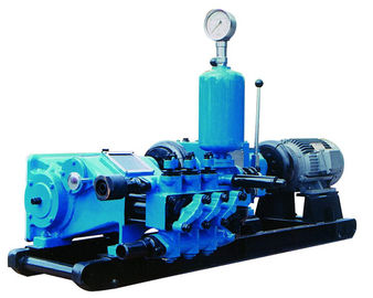 Cina BW-150 Lumpur pompa 1840 * 795 * 995 horizontal,triplex.single bertindak timbal balik piston pump pabrik